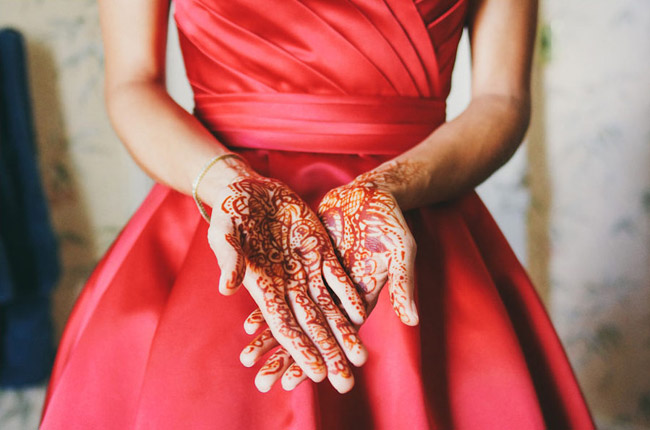 Link Love: Red Indian Wedding Dress
