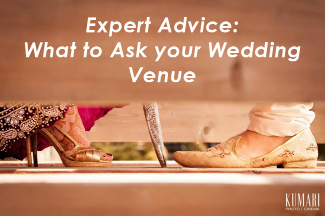 What to ask your wedding venue at the final details meeting | Advice from Toronto Indian wedding planner Arora Weddings http://aroraevents.com/