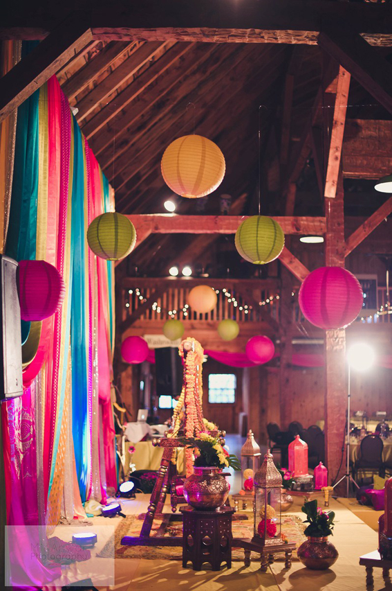 Rustic Mehndi Party By Lemon Truffle Designs And Mir Anwar